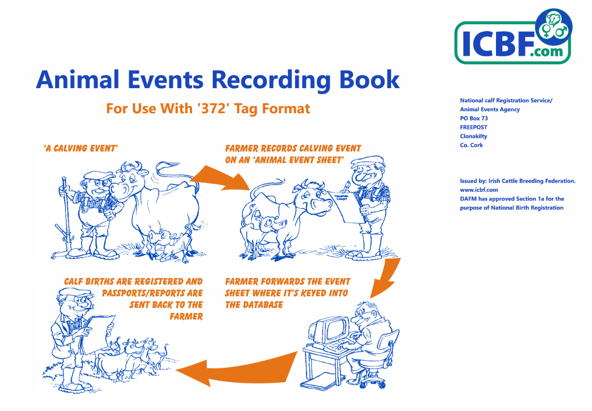 New Animal Events Book